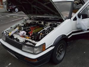 カローラレビン AE86 GT-APEXのカスタム事例画像 Kazuto(KZ-86 L三V1N)さんの2018年09月18日00:30の投稿
