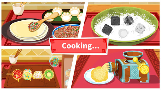 Chinese Recipes - Panda Chef for PC