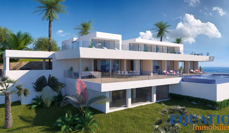 Villa avec piscine et terrasse el Cim del Sol