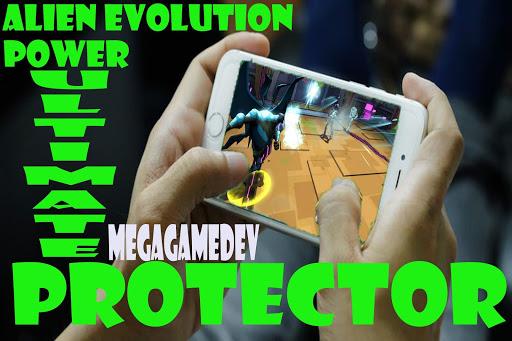 Alien Evolution : Power Ultimate 10 Protector apkpoly screenshots 2