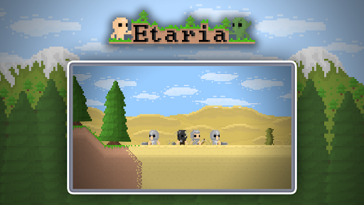 Etaria | Survival Adventure Spel för Android screenshot