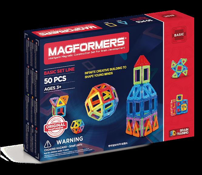 Contenido de Magformers® 50 Set