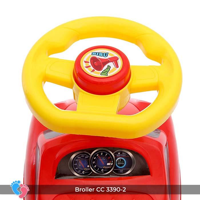Chòi chân ô tô cho bé Broller CC-3390-2 18