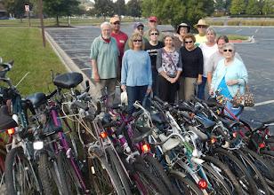 Photo: St John's bike collection at Wilde Lake