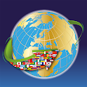 Dictionary in 180 languages icon