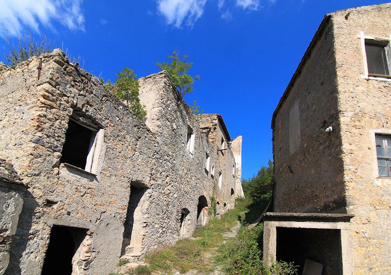 Liguria abbandonata: Balestrino di MicheleSpadafina