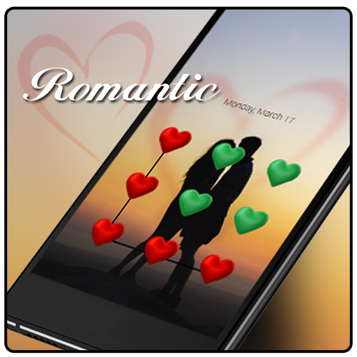 Romantic Love AppLock Theme