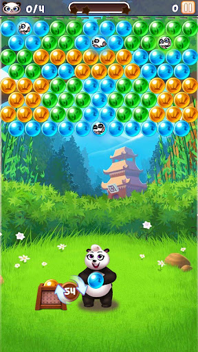 Panda Pop! Free Bubble Shooter Saga Game - screenshot