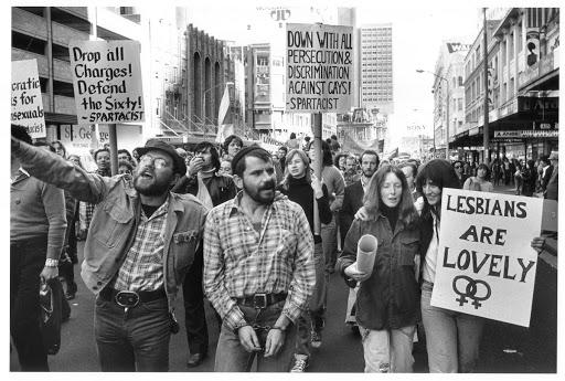 from Luka 1978 sydney gay mardi gras