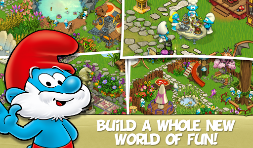 Smurfs and the Magical Meadow modavailable screenshots 5