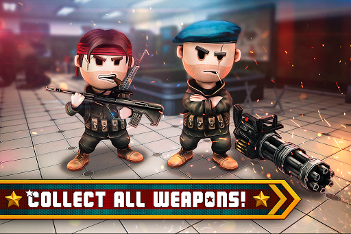 Pocket Troops: The Expendables 1.25.3 Screenshots 4