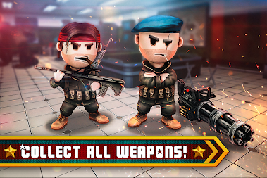 Pocket Troops: The Expendables APK screenshot thumbnail 6
