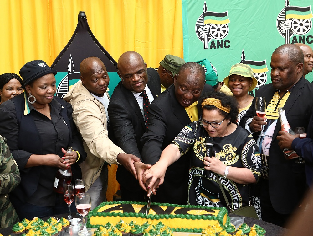 Expropriation without compensation 'will happen in Northern Cape', says Ramaphosa