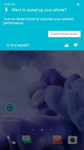 HTC Sense Companion - náhled