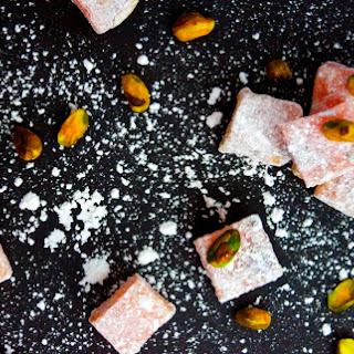 Rosewater & Pistachio Turkish Delight