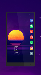 Aspire UX S8/Note 8 - Icon Pack Screenshot
