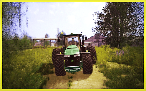 Farm Tractor : Cargo Transport Simulator Game 3D - náhled