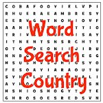 Word Search Country icon