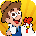 Idle Chicken Tycoon icon