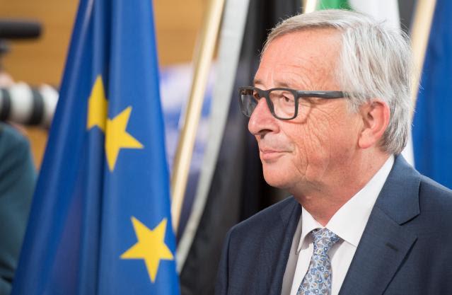 Discorso Stato Unione Juncker - fonte: Commissione europea