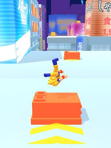 Parkour Race - Freerun Game 1.6.2 screenshots 8