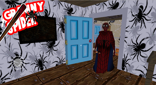 Spider Granny Mods : Horror House Escape Game 3.0 screenshots 1