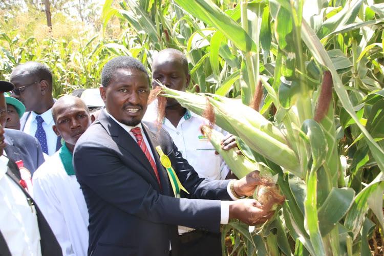 Image result for Joshua Kutuny attacks Mwangi Kiunjuri