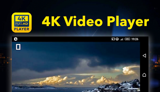 4k Video Player © - náhled