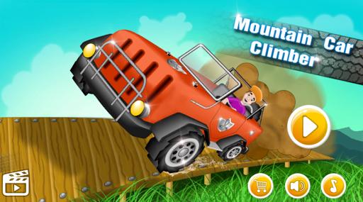 Mountain Car Climber apkmind screenshots 1