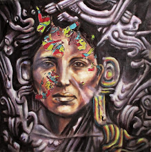 Photo: Mayan rebirth II (30 X 30)