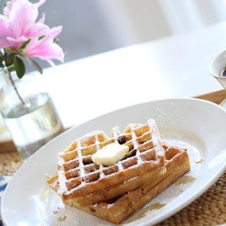 Blueberry Waffle