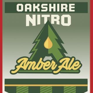 Logo of Oakshire Amber Ale (Nitro)
