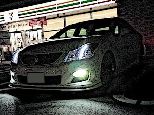 クラウンアスリート GRS200のカスタム事例画像 niyan 【Jun Style】さんの2020年02月11日21:12の投稿