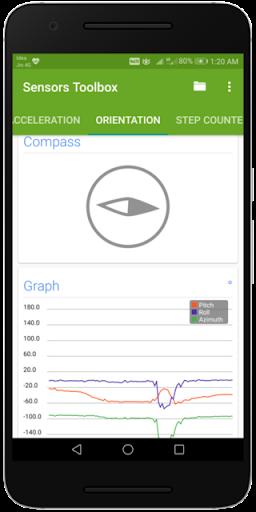 Sensor Toolbox  screenshots 5