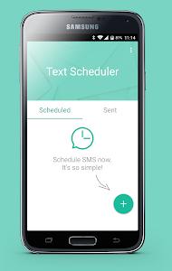 Text Message Scheduler screenshot 0