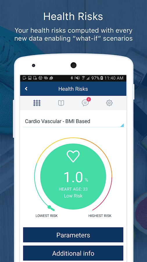 TACTIO HEALTH- screenshot