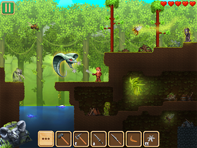 Adventaria: 2D World of Craft & Mining App Download For Android and iPhone 4