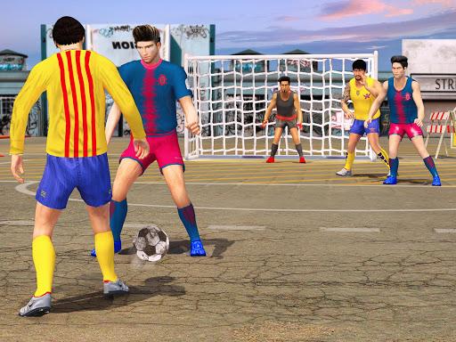 Street Soccer League 2020: Play Live Football Game 2.4 screenshots 7