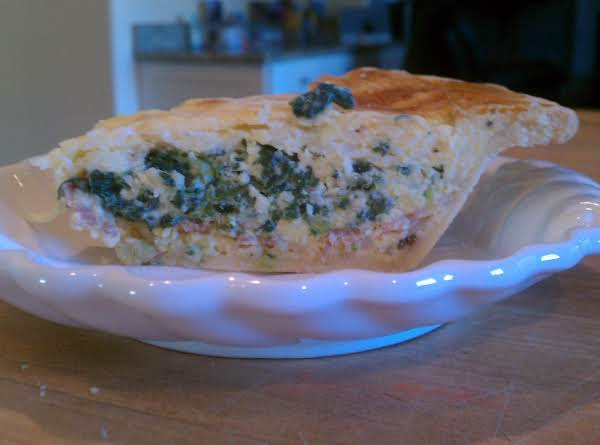 Real Men Do Make Quiche Recipe