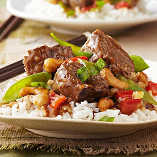 Slow-Cooker Asian-Style Beef.