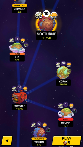 Impossible Space - A Hero In Space 1.0.3 screenshots 8