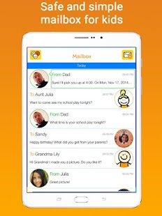 Tocomail - Email for Kids Screenshot 7