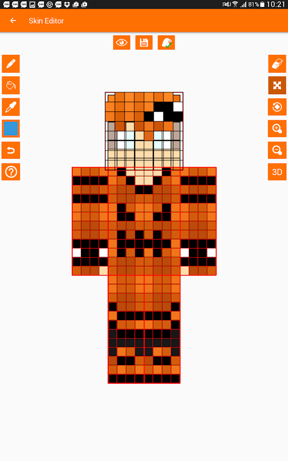 Minecraft skin maker online
