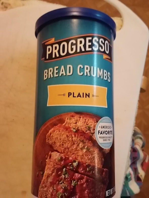 Remove breasts and place in breadcrumb dish coating both sides with crumbs