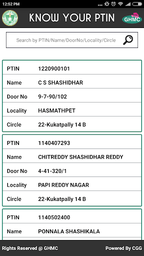 My GHMC for PC