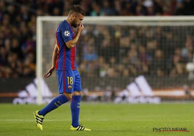 Alba estime que le Barça mérite au moins la Coupe