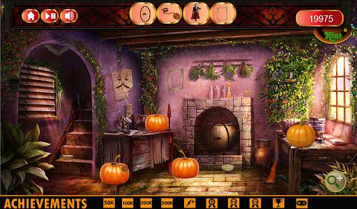 Hidden Obj. Halloween Mansion