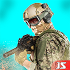 Fearless Fighting Fps counter Elite Commando icon