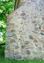 Photo: Mauerrisse in Kraase