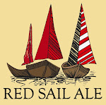 Cheboygan Red Sail